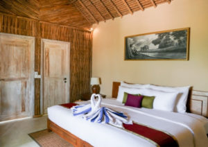 Accommodation - room interior