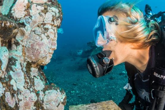 Scuba Diving, Nusa penida, Bali