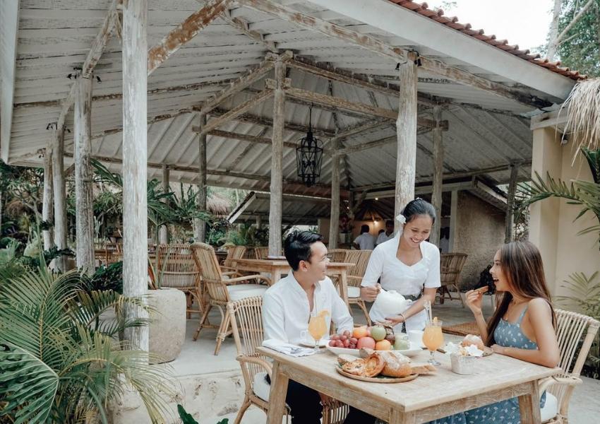 The Mesare Resort Restaurant